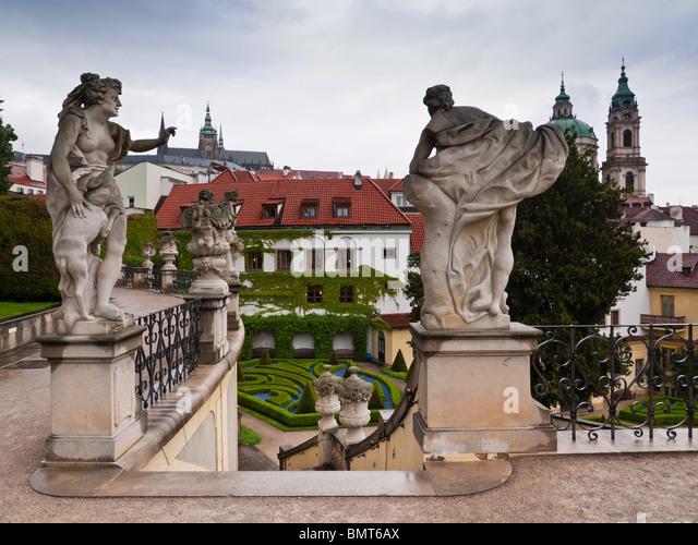 vrtba garden prague czech - photo #35