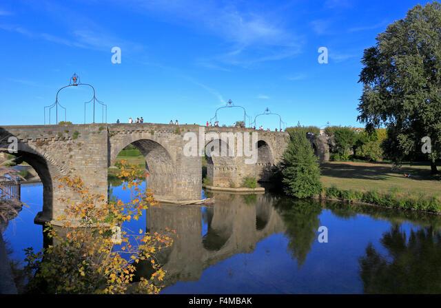 Aude (river) - Simple English Wikipedia, the free encyclopedia