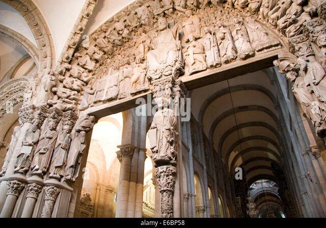 Portico de la gloria for Avvolgere l aggiunta portico