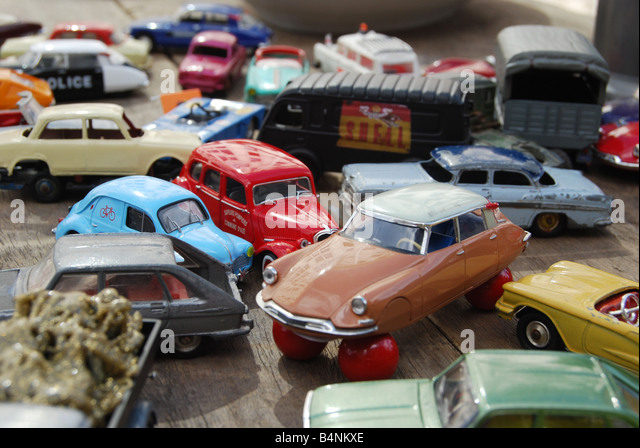 toy car stall stock photos toy car stall stock images alamy. Black Bedroom Furniture Sets. Home Design Ideas