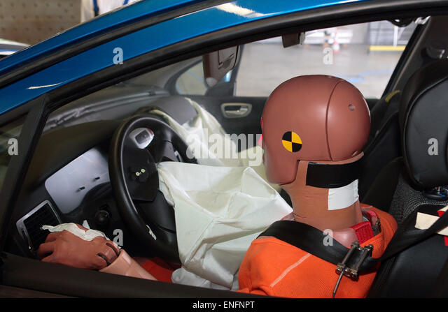 Crash Test Dummies Car