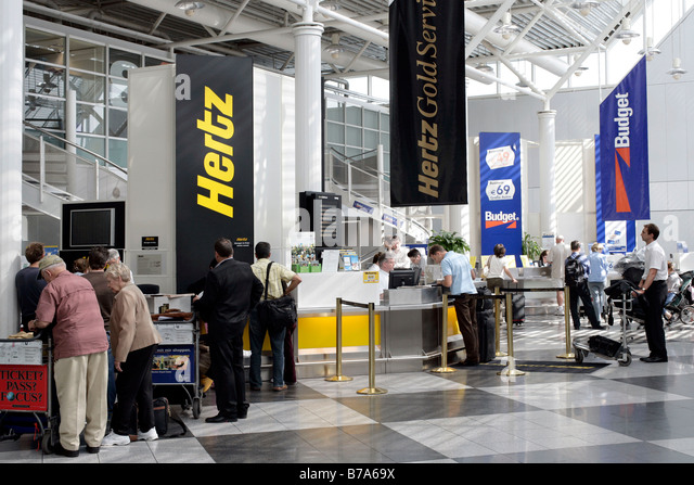 Hertz Car Rental Return Zurich Airport