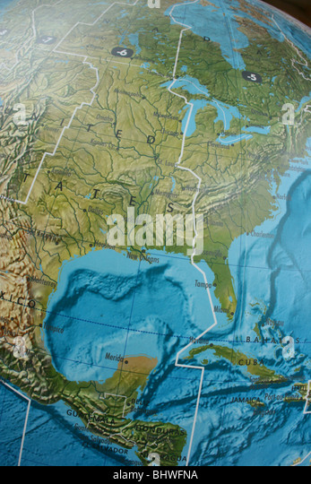 Eastern United States Map Stock Photos Eastern United States Map - Us map eastern seaboard