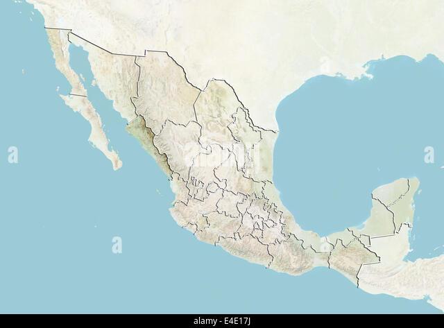 Sinaloa Map Photos Sinaloa Map Images Alamy – Map of Mexico Sinaloa