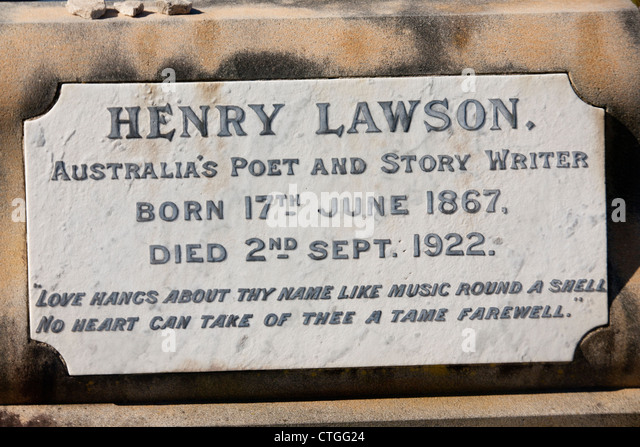 Henry lawson composers in everyday