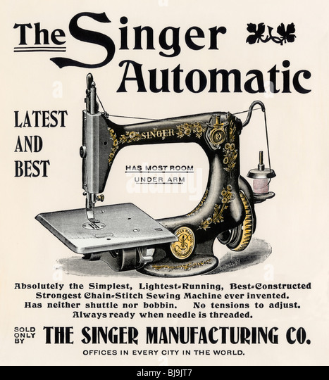 singer sewing machine company