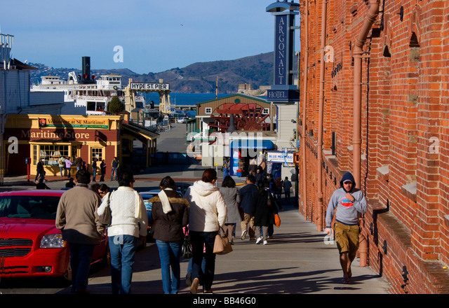 Argonaut Hotel Fishermans Wharf San Francisco