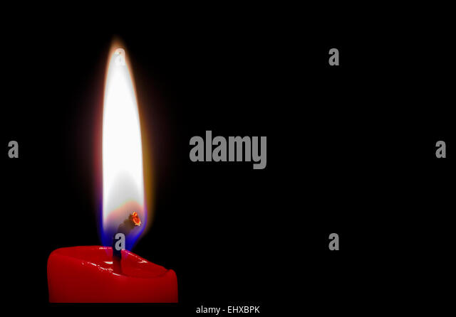 red candle black background - photo #10