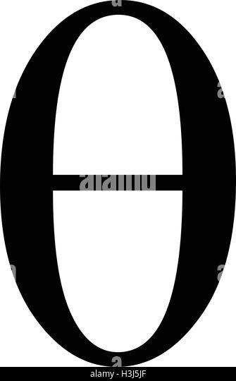 Theta Black And White Stock Photos Images Alamy