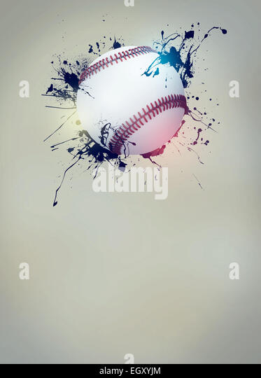 Baseball Flyer Stock Photos  Baseball Flyer Stock Images  Alamy
