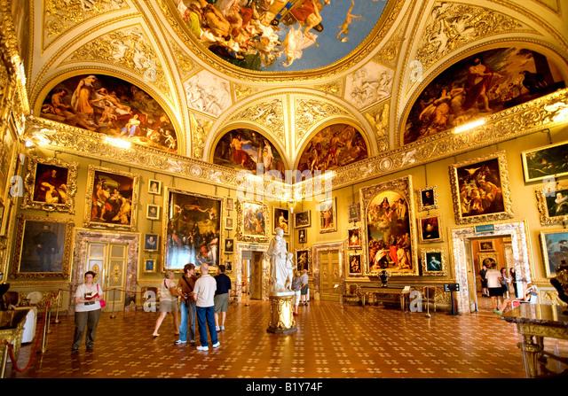 Palazzo pitti interior stock photos palazzo pitti for Palazzo pitti