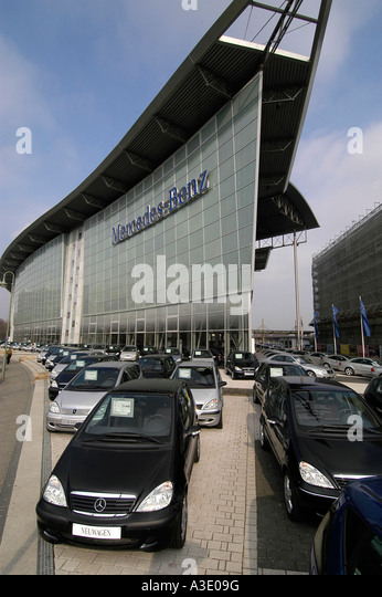 Mercedes car stock photos mercedes car stock images alamy for Mercedes benz office