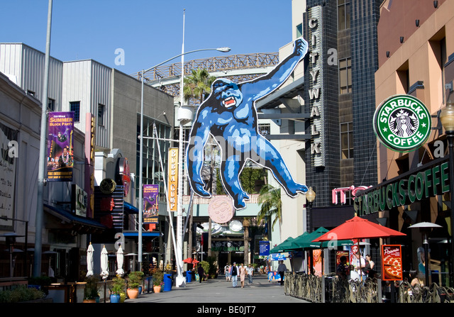 Crepe Cafe Universal City Walk