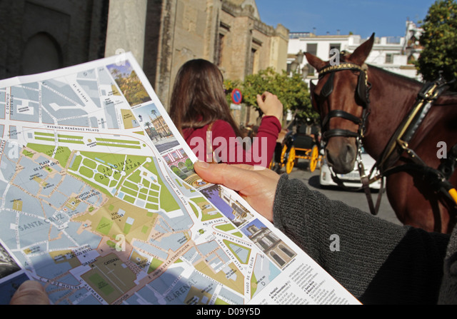 Map Spain Andalusia Stock Photos Map Spain Andalusia Stock Images