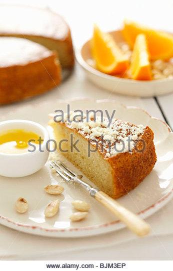 Orange Cakes Stock Photos & Orange Cakes Stock Images - Alamy