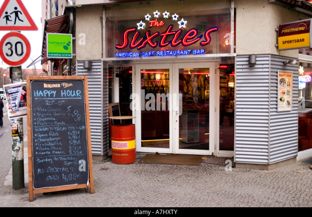 Cafe Bar Oranienburger Str