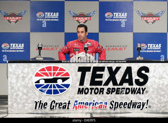 Castroneves stock photos castroneves stock images alamy for Marriott texas motor speedway
