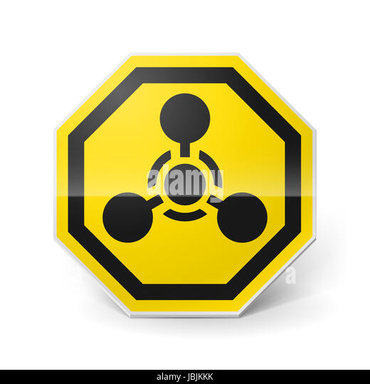 Chemical Weapon Symbol Stock Photos Chemical Weapon Symbol Stock
