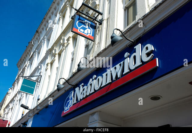 Nationwide Building Society Branch Services