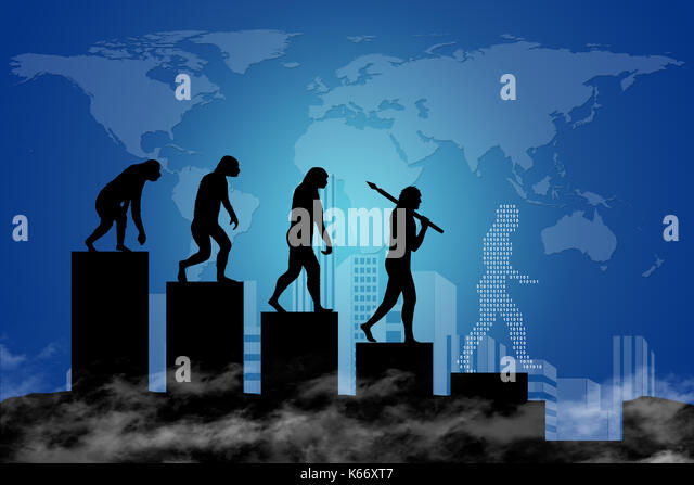 digital technology and evolution of humanity So we should probably start thinking about digital technology as being like an organism that can evolve digital information replicates with.
