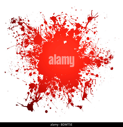 red ink like blood - photo #48