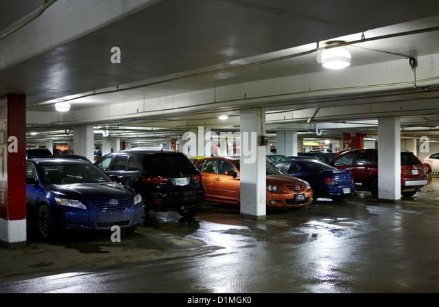 Underground Parking Stock Photos Underground Parking