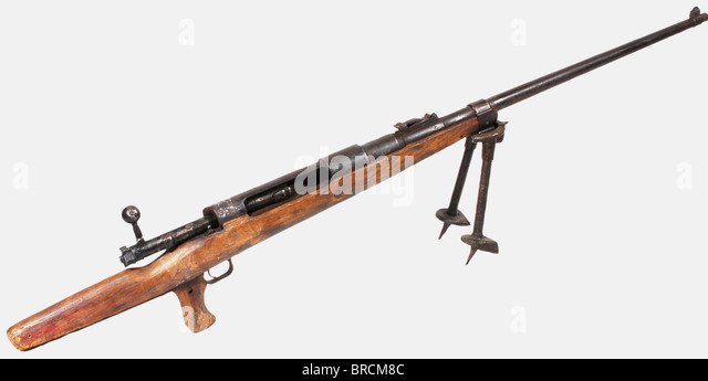 27mm mauser gun serial number
