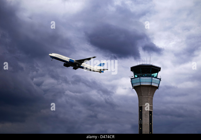 Flying Control Tower Stock Photos & Flying Control Tower Stock ...