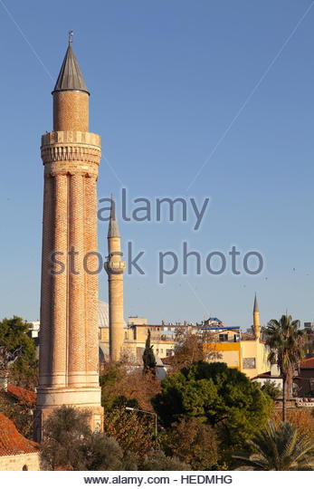 Kaleici Old Town Antalya Turkey Stock Photos & Kaleici Old Town Antalya T...