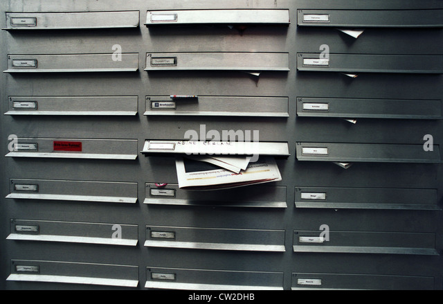 apartment building mailboxes stock photos apartment