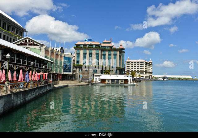 Port louis mauritius stock photos port louis mauritius stock images alamy - Restaurants in port louis mauritius ...