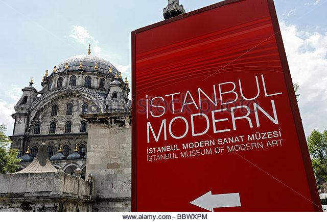 Istanbul Modern Stock Photos & Istanbul Modern Stock Images - Alamy