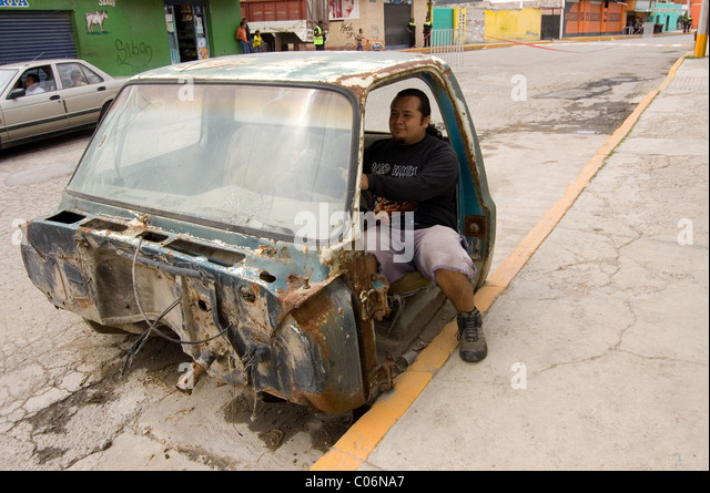 Funny Old Man Car Stock Photos Funny Old Man Car Stock Images - Funny old cars