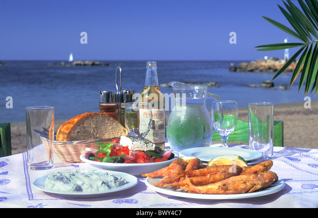 Mykonos salad stock photos mykonos salad stock images for Apollon greek and european cuisine