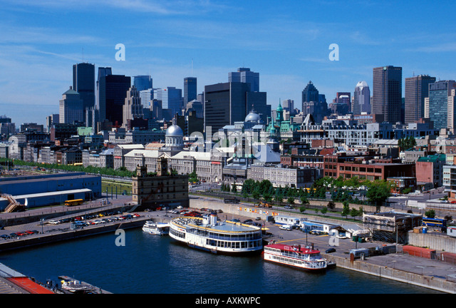 Montreal Old Town Stock Photos Amp Montreal Old Town Stock Images Alamy