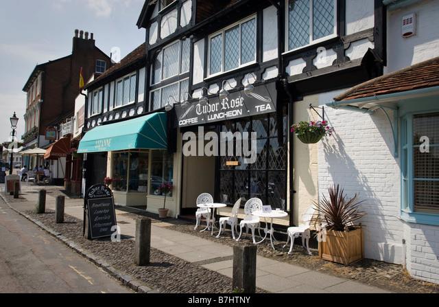 Tudor Rose Tea Rooms Westerham