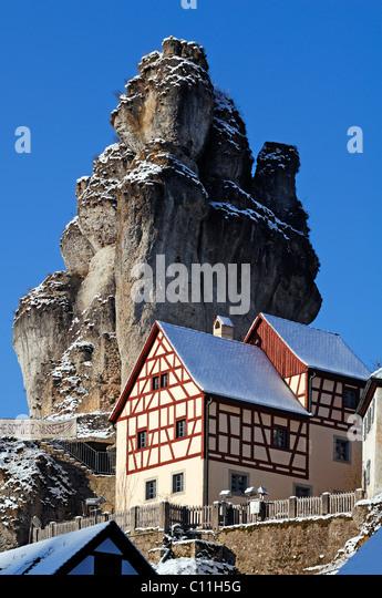 fraenkische schweiz stock photos & fraenkische schweiz stock, Garten und erstellen
