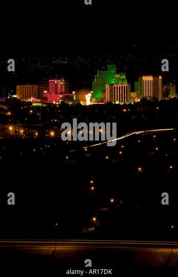 downtown reno stock photos downtown reno stock images alamy