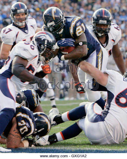 San Diego Chargers Game Results: John Tomlinson Stock Photos & John Tomlinson Stock Images