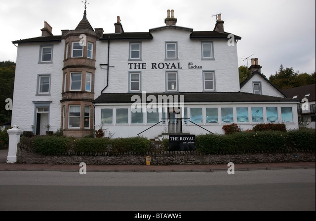 Luxury Hotels In Argyll And Bute