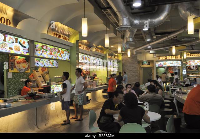 Food Court Suntec