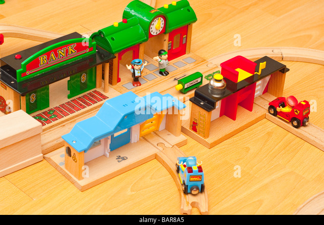 Train Sets Stock Photos & Train Sets Stock Images - Alamy