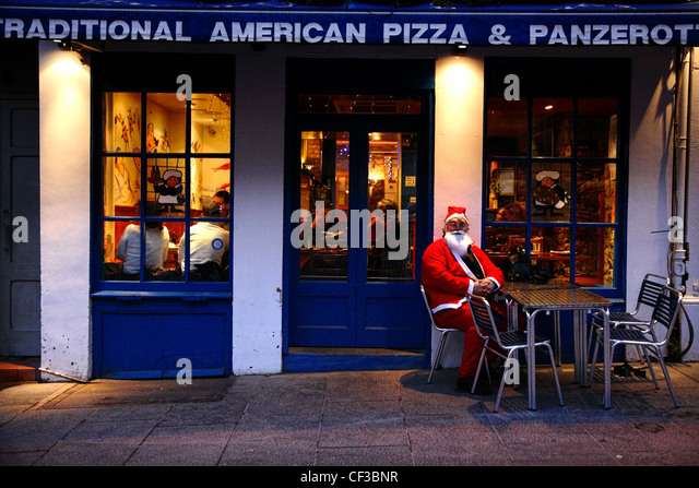 Pizza Restaurant Grassmarket Edinburgh