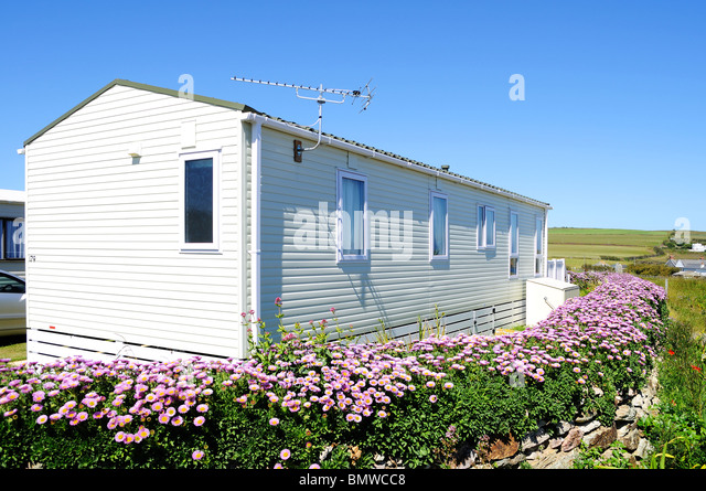 A Holiday Park Home Near Padstow In Cornwall Uk