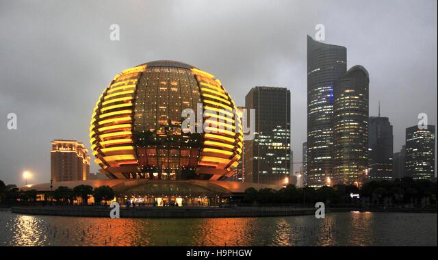 International conference stock photos international - Hangzhou congress center ...