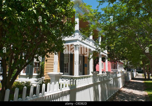 Pensacola historic stock photos pensacola historic stock for Architectural concepts pensacola florida