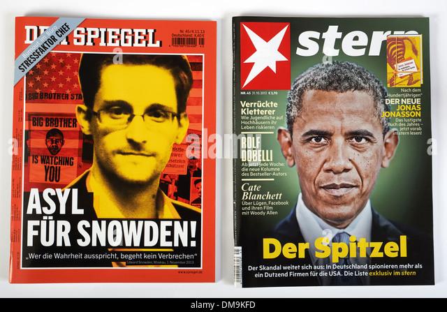 Spiegel stock photos spiegel stock images alamy for Stern oder spiegel