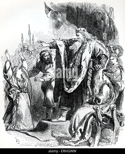 an analysis of king lear and cordelia death by william shakespeare Shakespeare's king lear - suffering of cordelia in king lear shakespeare's king lear - suffering of cordelia in king william shakespeare's 'king lear' is a.
