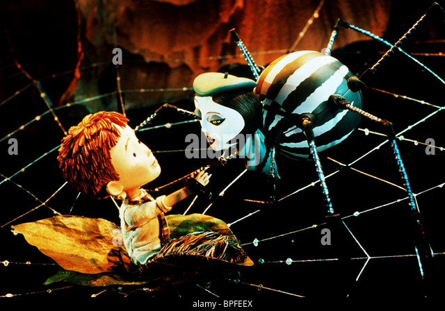james and the giant peach miss spider book - photo #30