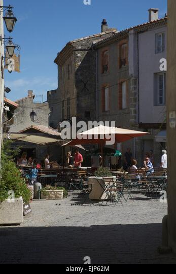 Cafe eugene stock photos cafe eugene stock images alamy - Cash piscine carcassonne ...